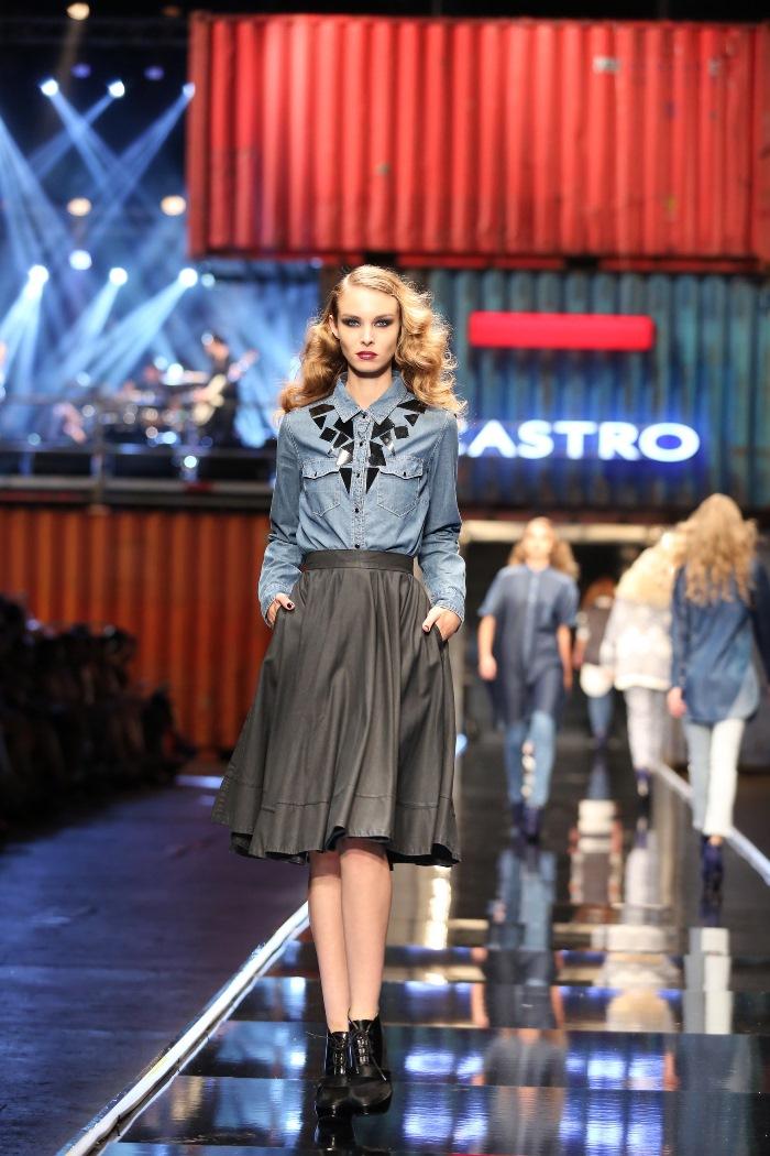 בלוג אופנה Vered'Style הבשורה של קסטרו לסתיו-חורף 2013/14