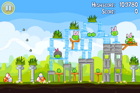 Jogos Android Angry Birds Seasons