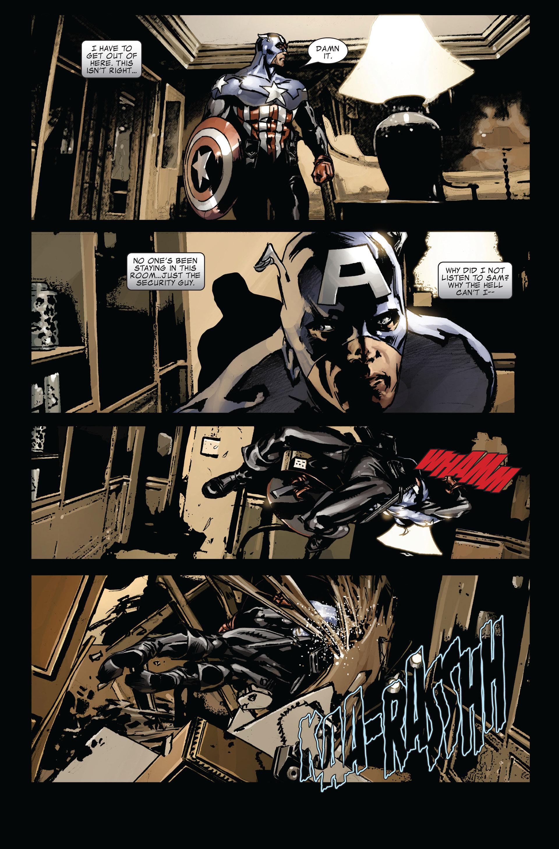 Captain America (2005) Issue #39 #39 - English 23