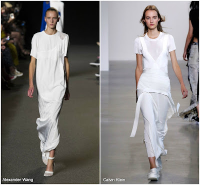 alexander wang calvin klein nyfw new york fashion week 2016 ss