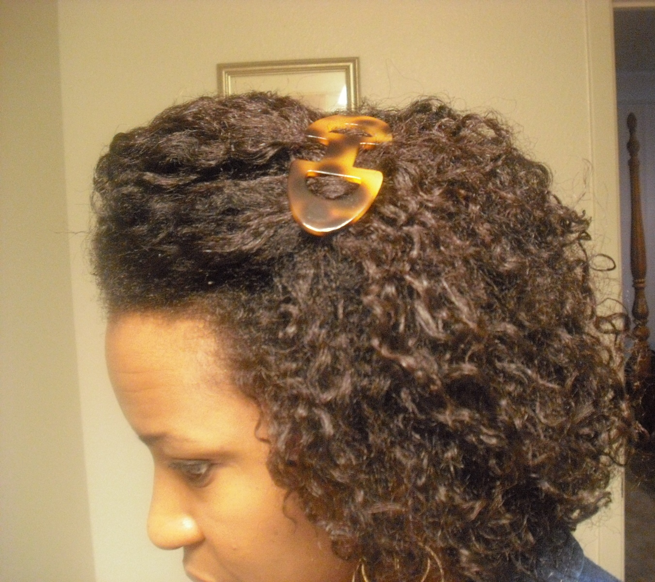 natural twist hairstyles for kids : ... For Transitioning From Relaxed To Natural Hair Short Hairstyle 2013