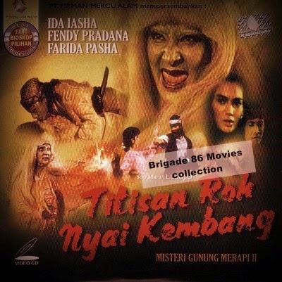 Misteri dari Gunung Merapi II – Titisan Roh Nyai Kembang (1990)