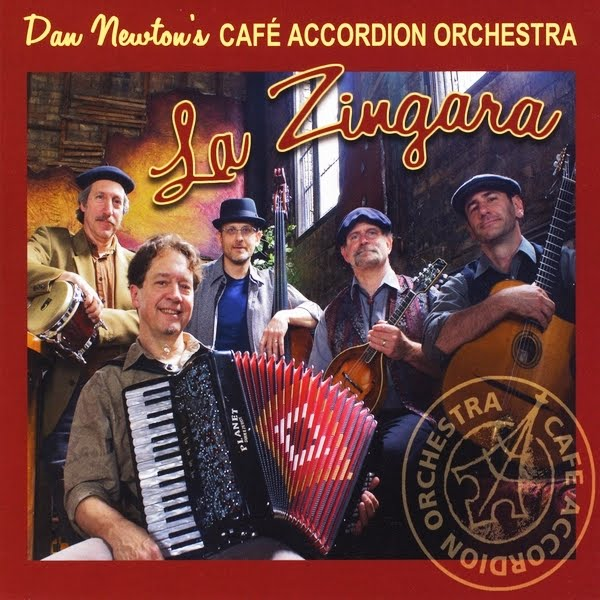 "Café Accordion Orchestra: ""La Zingara"""