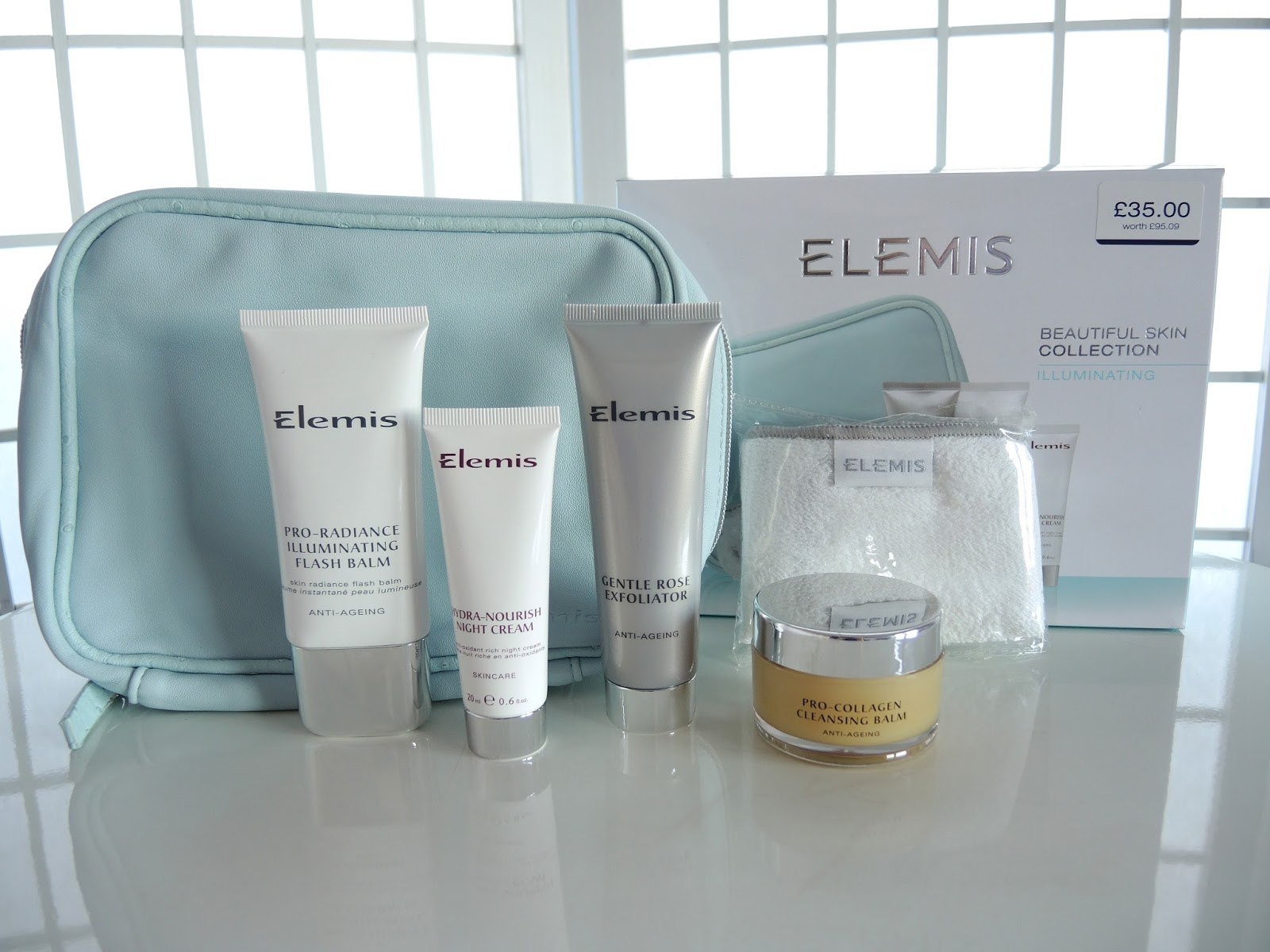 Elemis Beautiful Skin Collection review