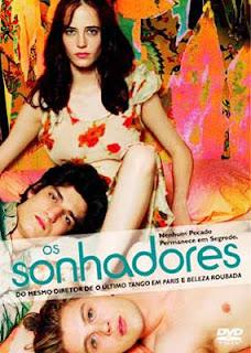 Os Sonhadores - Eva Green, Louis Garrel, Michael Pitt