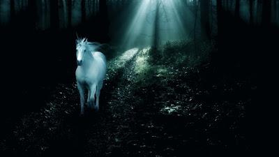 Widescreen Unicorn Wallpaper