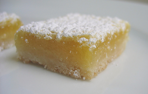 The Lemonista: Our Family Heirloom Lemon Bar Recipe