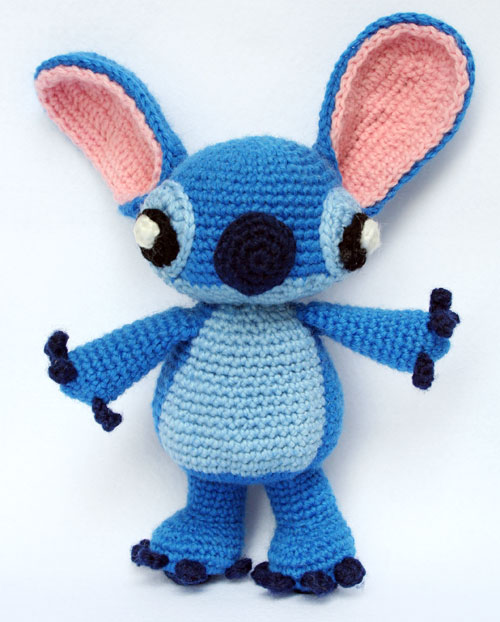 Stitch amigurumi