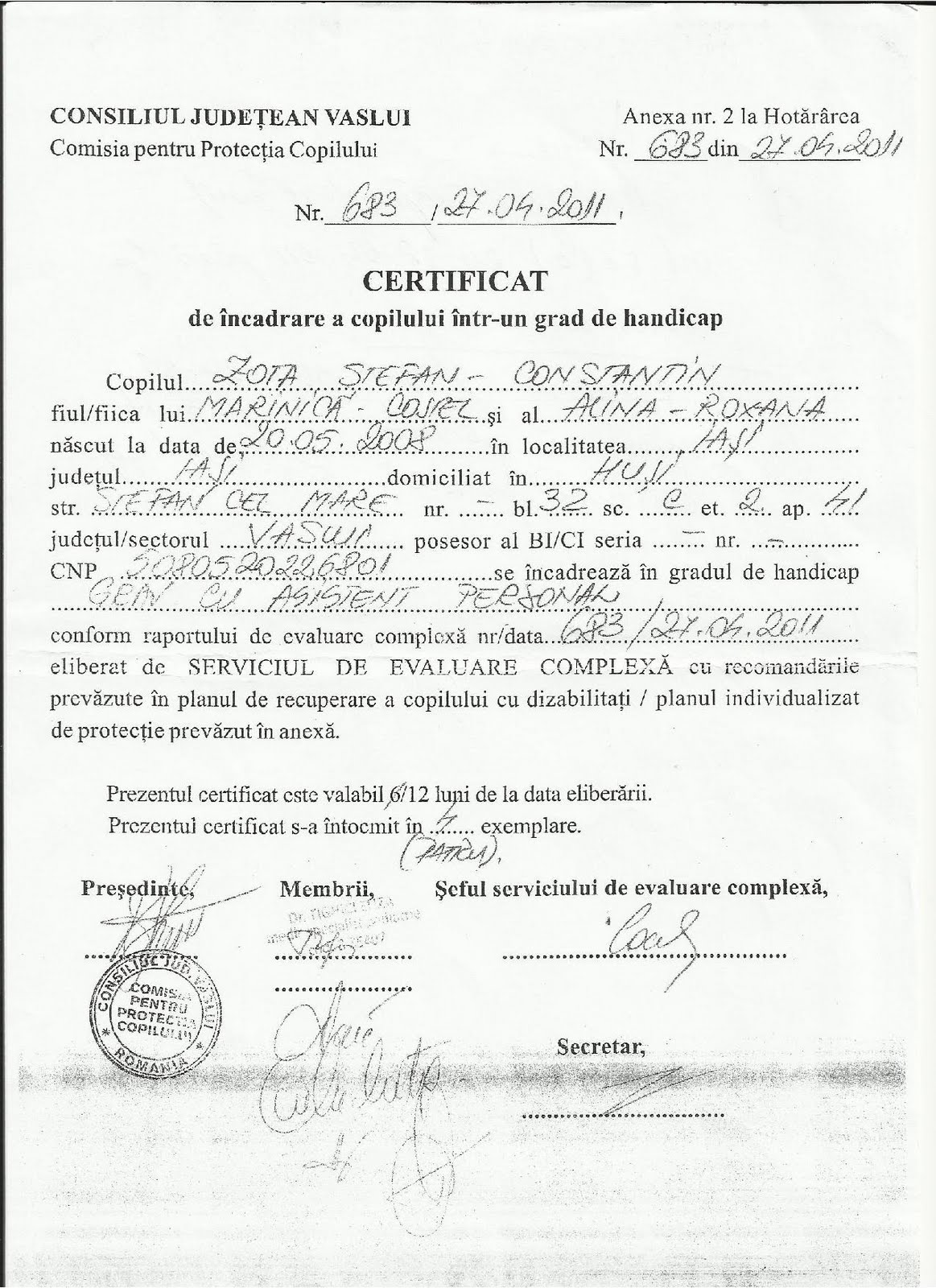 certificat de handicap en ligne  u00bb binsmiltethe tk