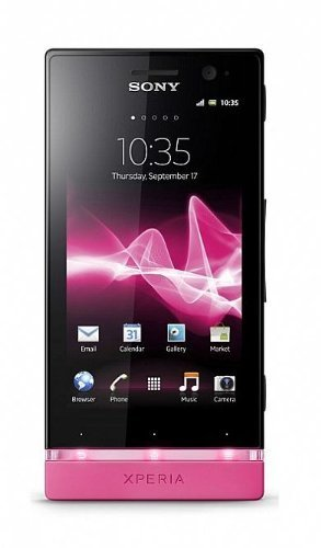 Sony Xperia U ST25A