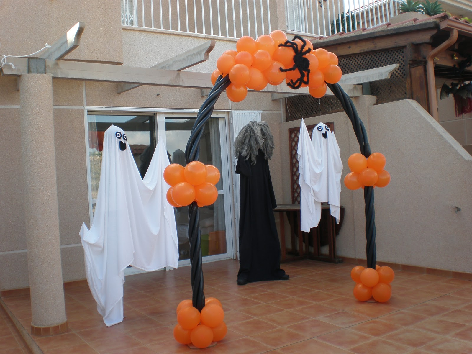 El hobby de lola decoraci n halloween 2011 - Lola decoracion ...
