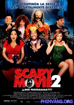 Phim Kinh Dị 2 - Scary Movie 2 (2001)