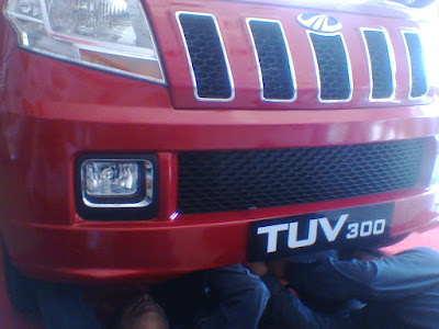 MAHINDARA & MAHINDRA TUV300 SUV CAR NEW LATEST PICTURES ,  TUV300 PICS, TUV300 IMAGES , MAHINDRA S101 PICTURES