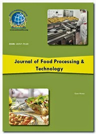 <b><b>Supporting Journals</b></b><br><br><b>Journal of Food Processing &amp; Technology</b>