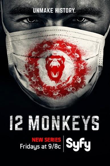 12 Con Khỉ Phần 1 - 12 Monkeys Season 1