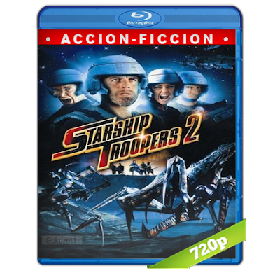 Invasion 2 Heroe De La Federacion (2004) BRRip 720p Audio Trial Latino-Castellano-Ingles 5.1