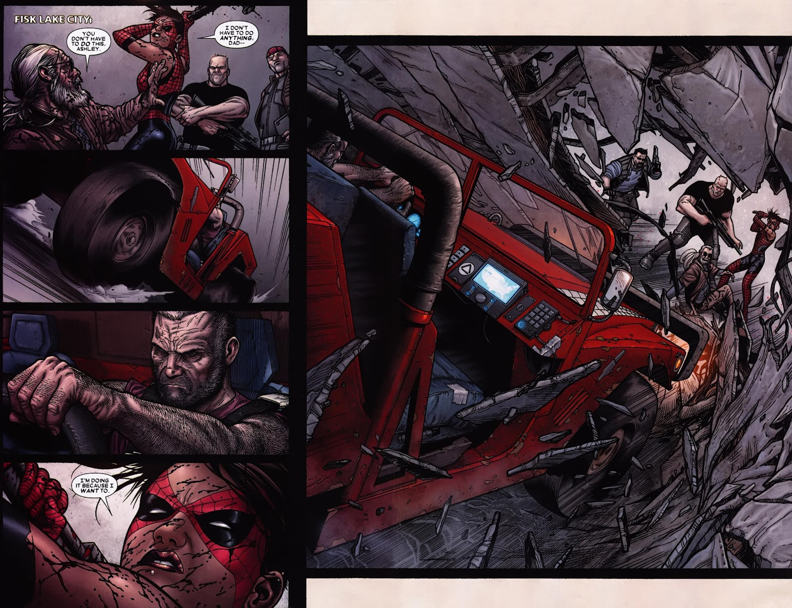 Read online Wolverine (2003) comic -  Issue #69 - 3
