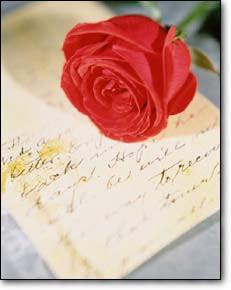 Ecrire lettre amour 2