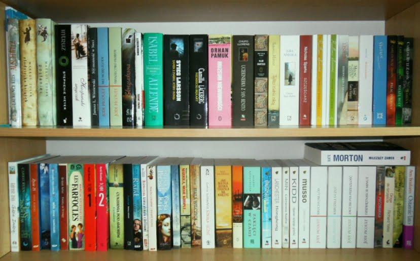 Uczta dla wyobraźni - blog o książkach