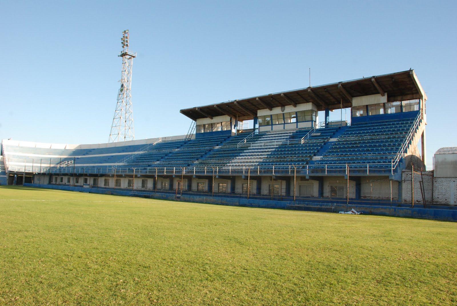 el estadio mas grande de la argentina