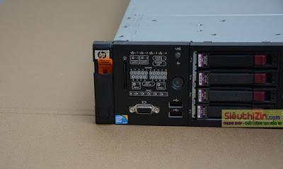 Máy chủ HP DL G6 server bootrom đồ họa game workstation