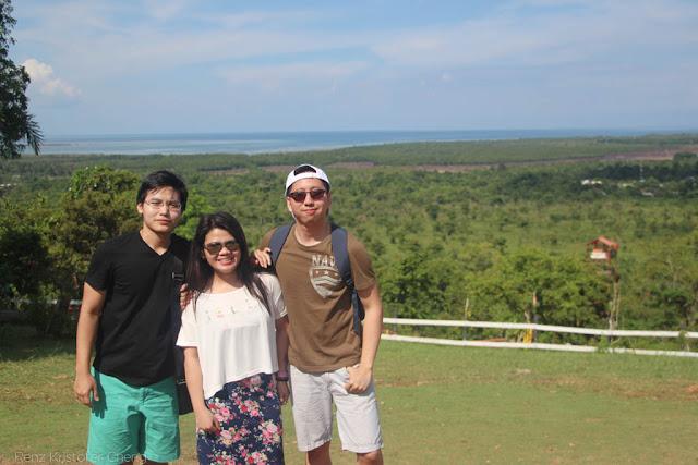 Myles Sia, Gigi Malit and Renz Cheng