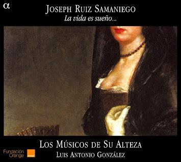 Joseph Ruiz Samaniego - La vida es sueño