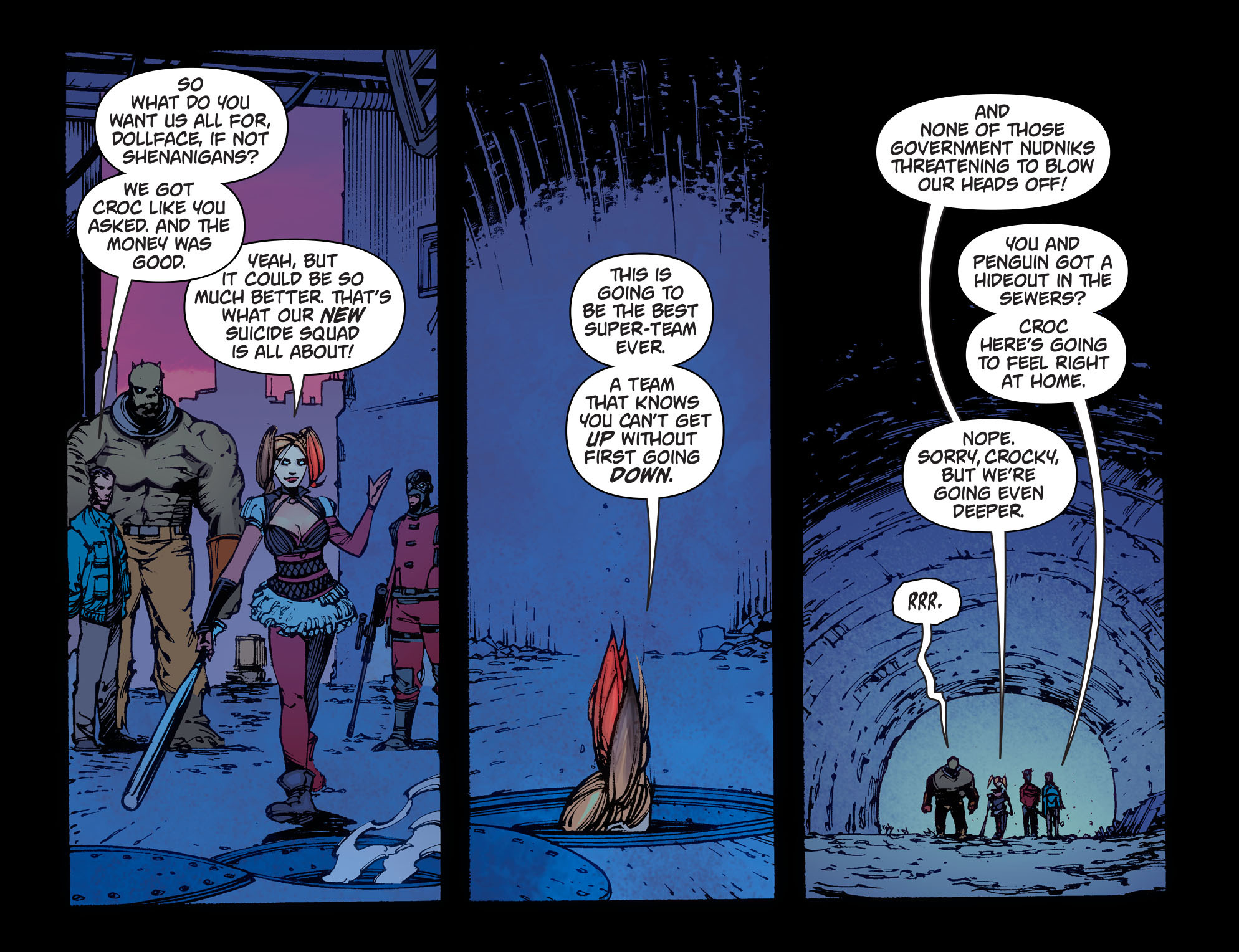 Batman: Arkham Knight [I] Issue #20 #22 - English 20