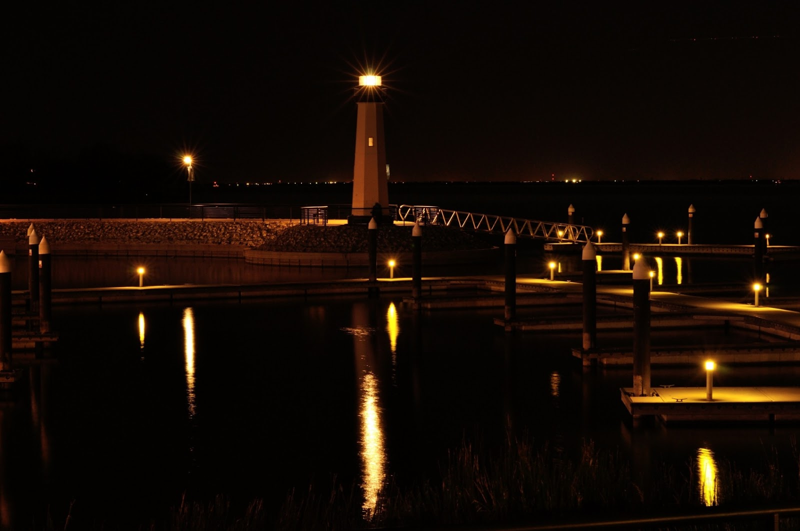 Lighthouse at The Harbor
