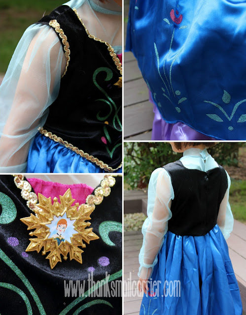 CostumeDiscounters Anna review