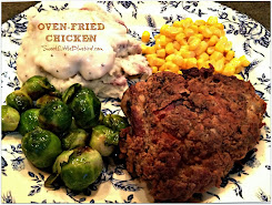 Oven-Fried Chicken!  So simple.  So good.