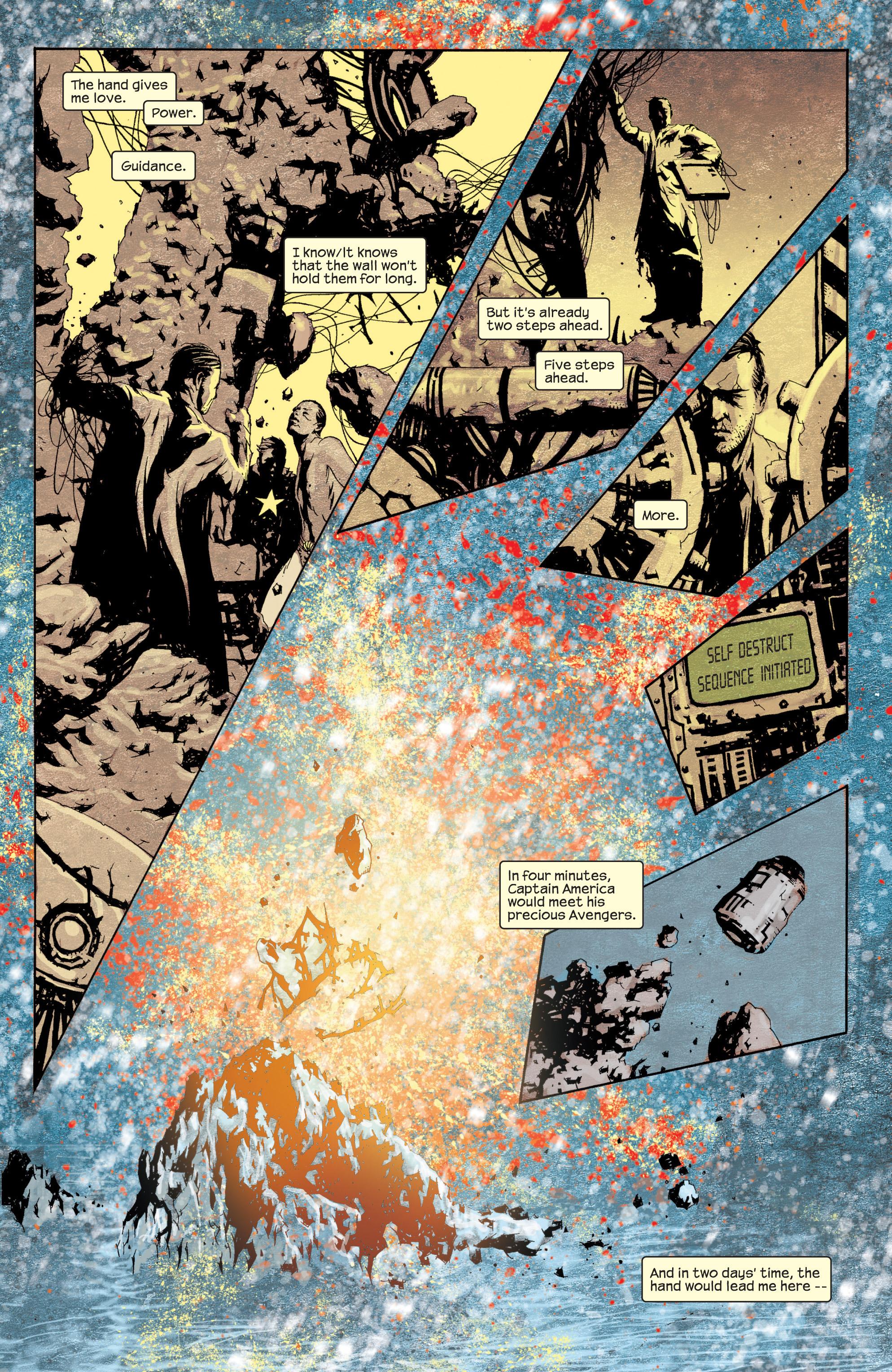 Captain America (2002) Issue #12 #13 - English 23