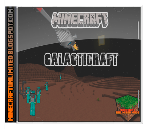 GalactiCraft Mod Minecraft