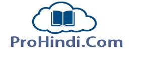 ProHindi- Leading Hindi Information Center