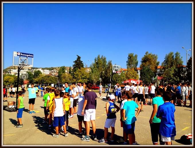 Τουρνουά «3 με 3» της ΕΟΚ στην Λαμία και στον Παλαμά-Πλούσιο  φωτορεπορτάζ
