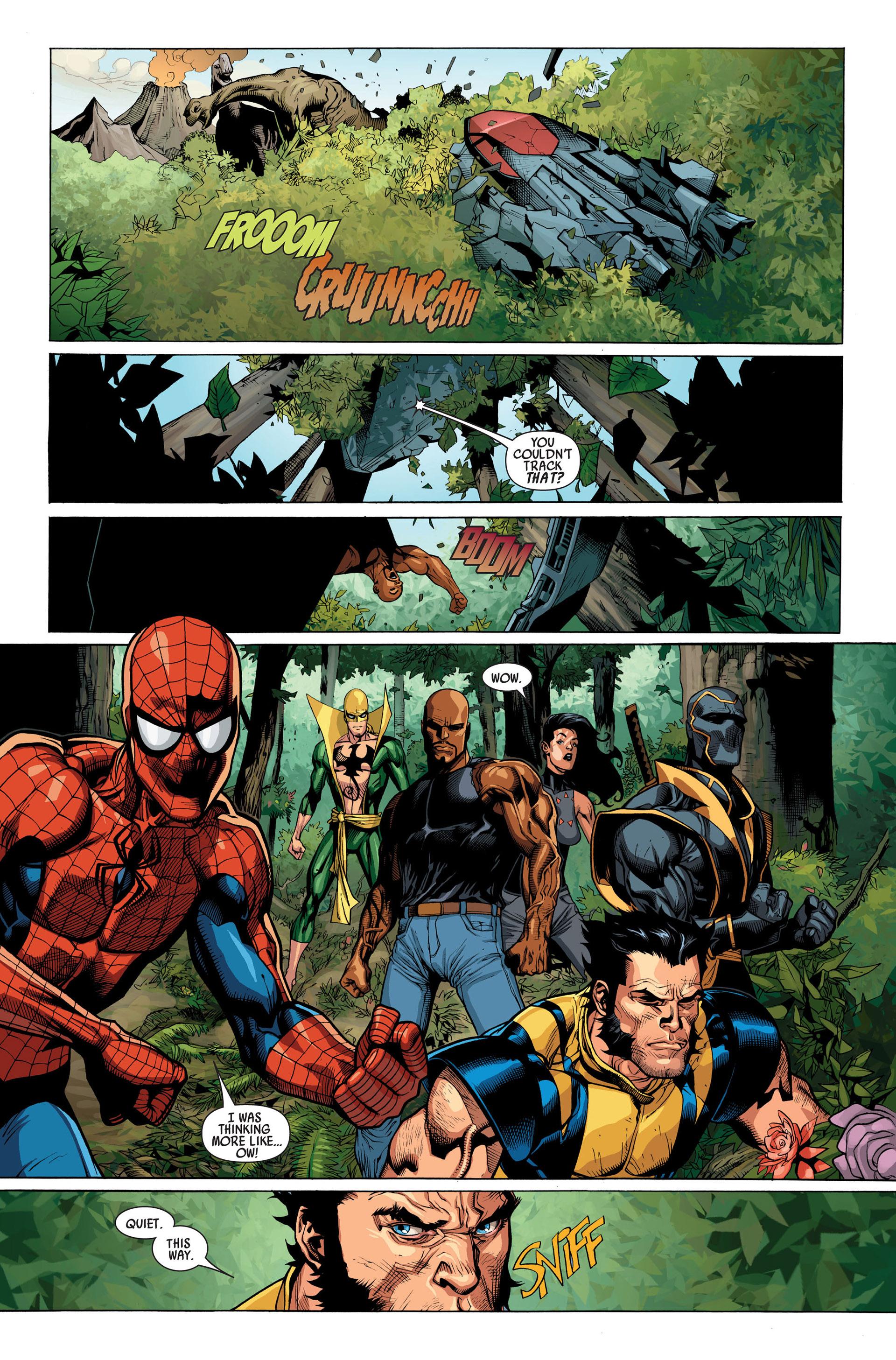 Read online Secret Invasion comic -  Issue #1 - 15