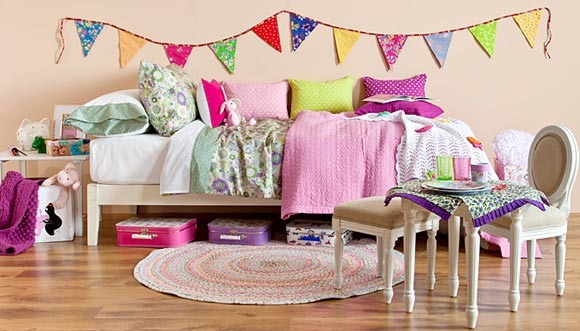 Cosas de palmichula cuatro maneras originales de decorar - Decoraciones habitaciones infantiles ...