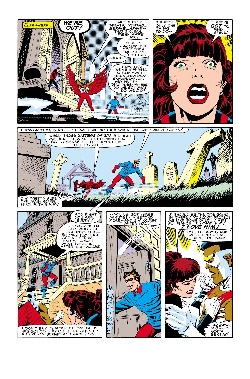 Captain America (1968) Issue #300 #228 - English 21