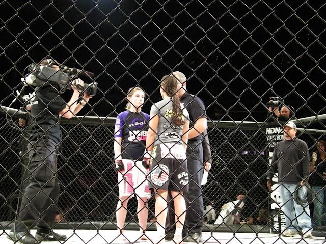 Marianna Kheyfets vs. Marissa Caldwell (XFC 13)