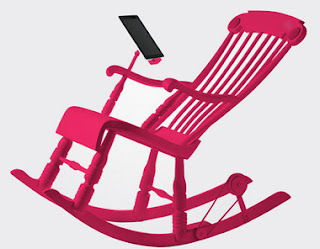 iRock, kursi inovatif, kursi masa depan, kursi canggih, kursi goyang