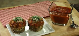 gâteau de viande, réutiliser les restes de viande, ketchup ou coulis de tomates