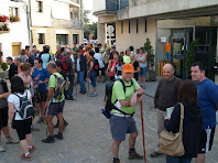 La Plaça de l'Era de Castellcir