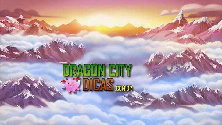 O Natal chegou ao Dragon City!