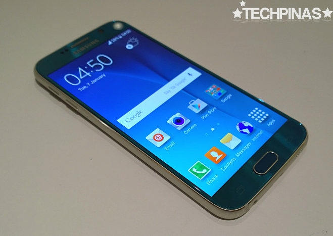 Samsung Galaxy S6, Most Powerful Smartphones 2015