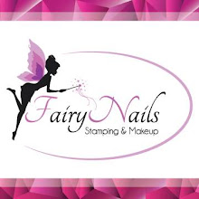 Visita Fairy Nails Stamping and Makeup