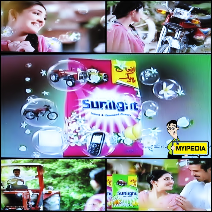 Sunlight Washing powder tvc