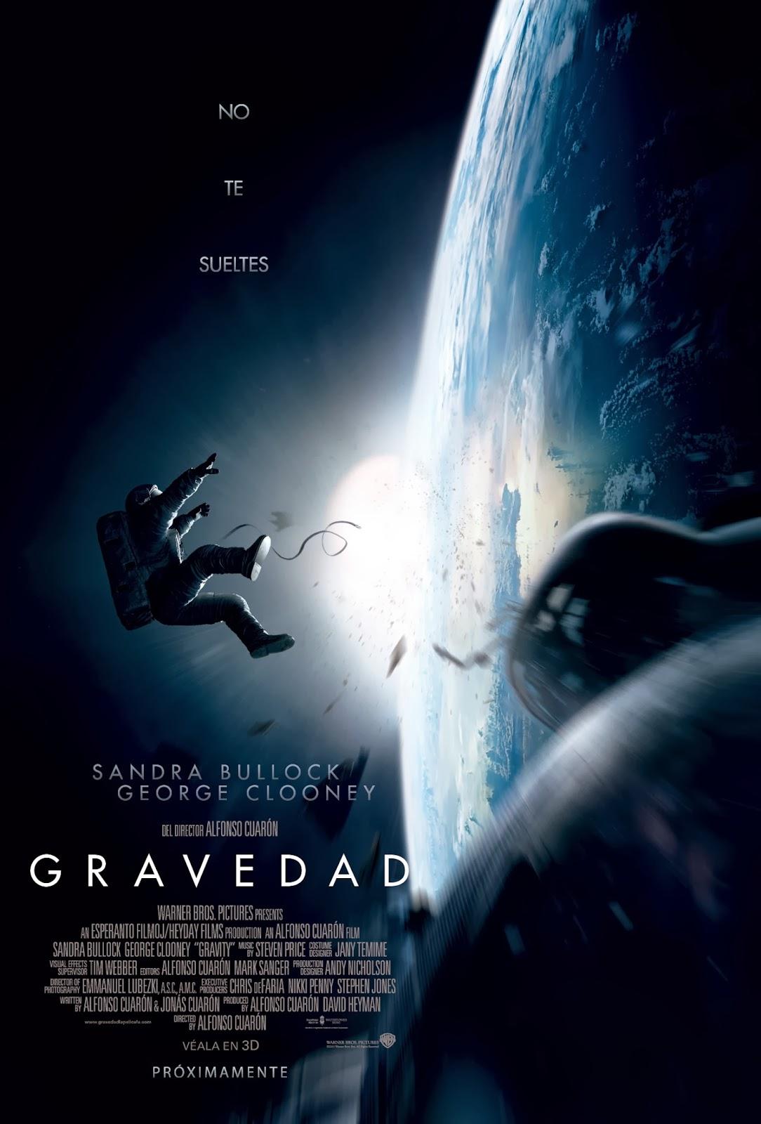 Gravedad - (2013) - Review Propio