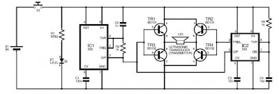 Pest Repeller Circuit Diagram: Pest Repeller Circuit Diagram news