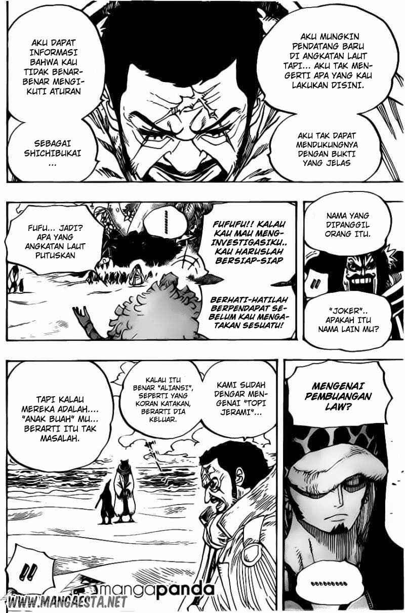 Komik one piece 713 - usoland 714 Indonesia one piece 713 - usoland Terbaru 4|Baca Manga Komik Indonesia|Mangacan