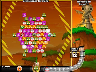 Bubble Town 240x400 touchscreen java games free Download for Nokia